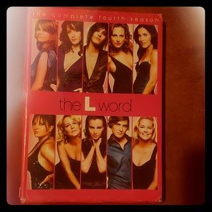 The Complete 4th Season Of The L Word